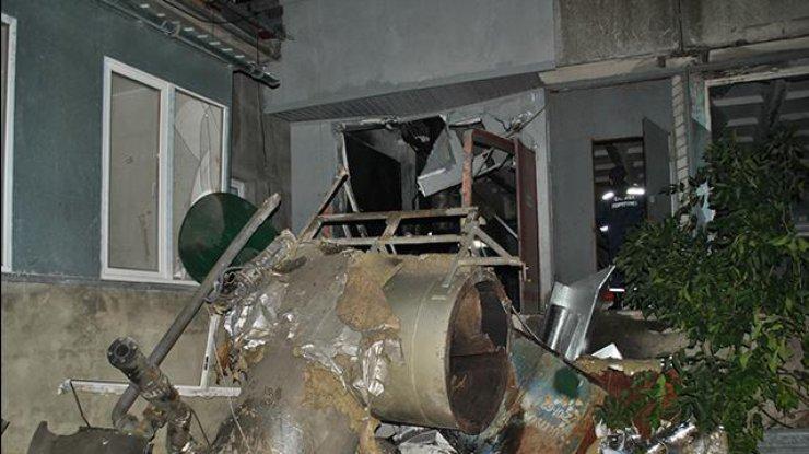 В итоге взрыва котельной вНиколаеве пострадало двое людей