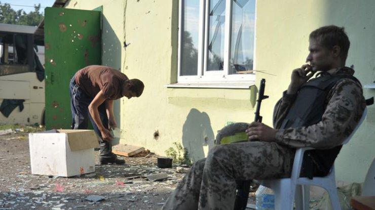 ВСУ 5 раз обстреляли позиции Народной милиции ЛНР