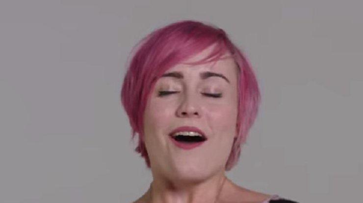 Лицо оргазм видео
