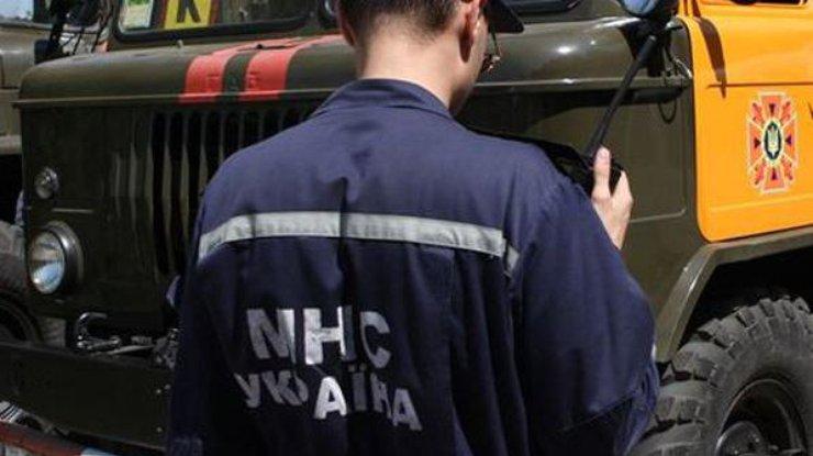 ВЗапорожской области впожаре погибли отец исын