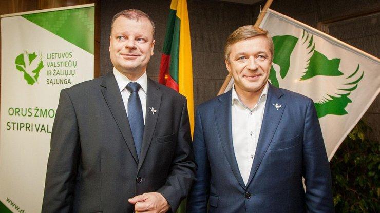 ВЛитве стартовал 2-ой тур парламентских выборов