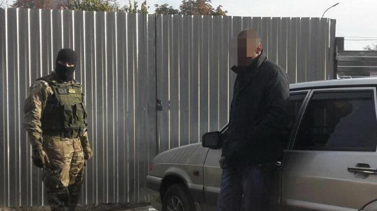 Сотрудника СБУ задержали заторговлю информацией