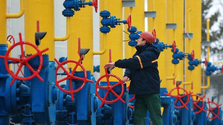 Украина импортировала рекордное количество газа из Словакии