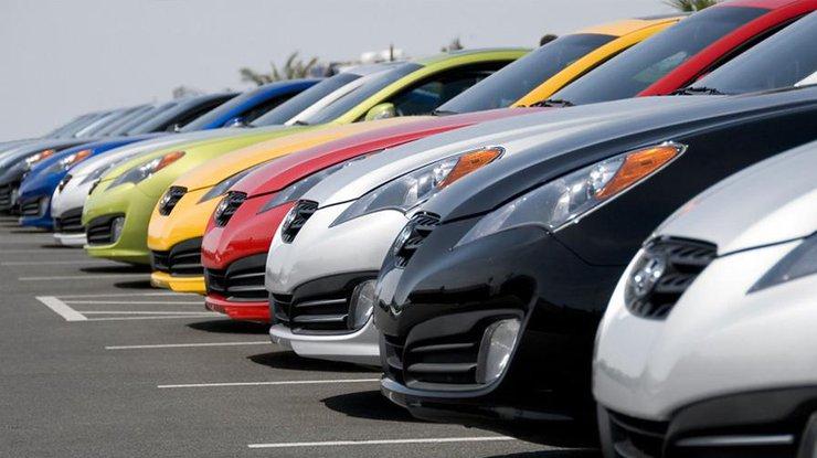 Украина установила рекорд поимпорту авто