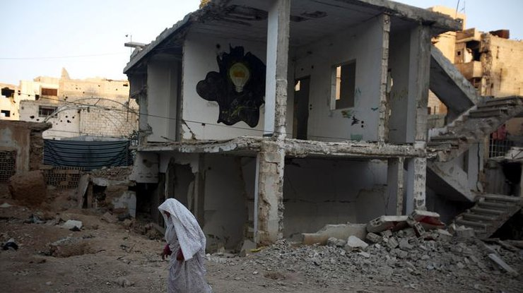 ВАлеппо возобновились ожесточенные бои после окончания «гуманитарной паузы»