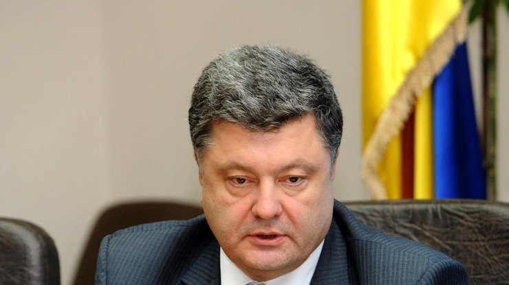 Украина неможет инебудет жить только натранши МВФ— Порошенко