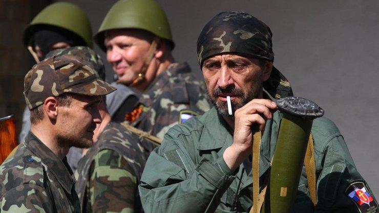 Вплену убоевиков находятся 109 украинцев