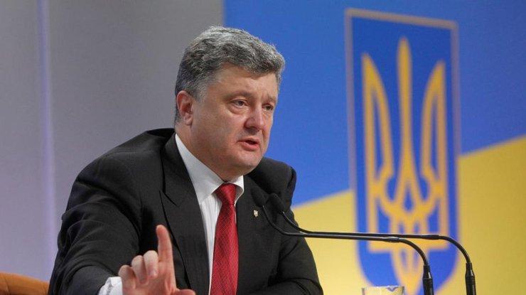 Порошенко: Украина поднялась врейтинге Doing Business натри позиции