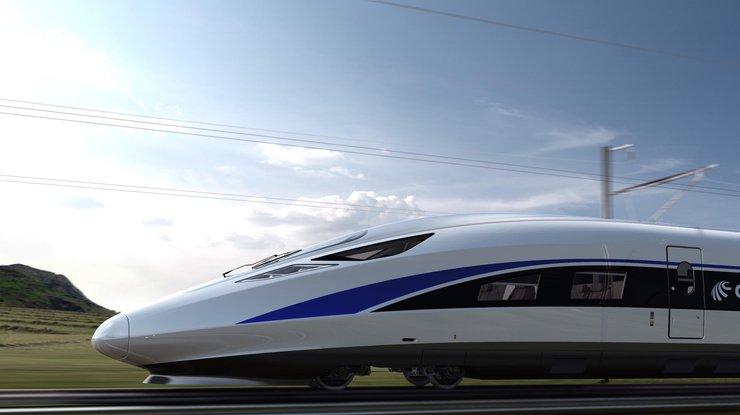 Китайцы придумали супербыстрый поезд навоздушной подушке