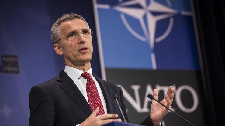 Генеральный секретарь НАТО: мы смотрим запередвижениями кораблей ВМФРФ вБалтике