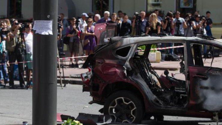 Мусаева-Боровик: Разговоры служащих «Украинской правды», акроме этого погибшего репортера Шеремета прослушивались