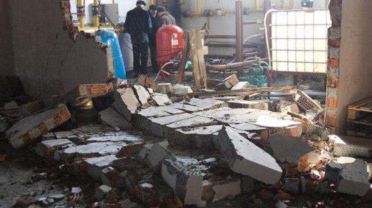 ВХарьковской области около школы взорвался котел, есть пострадавшие