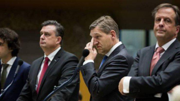 Нидерланды нератифицируют документ обассоциацииЕС с Украинским государством