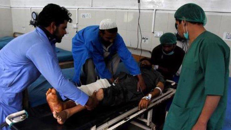 Нарынке всеверной провинции Афганистана произошел взрыв, есть жертвы ираненые