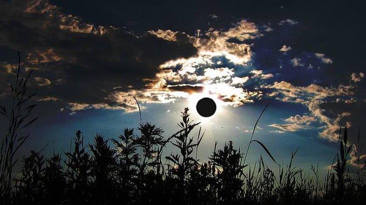 'Черная Луна взошла над Украиной