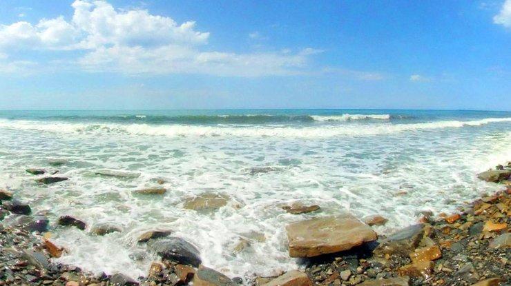 фото нудистов на черном море