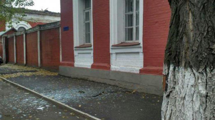 ВКропивницком ввоинской части произошел взрыв, есть погибшие