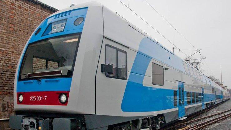 Новый поезд пойдет по направлению Киев - Херсон