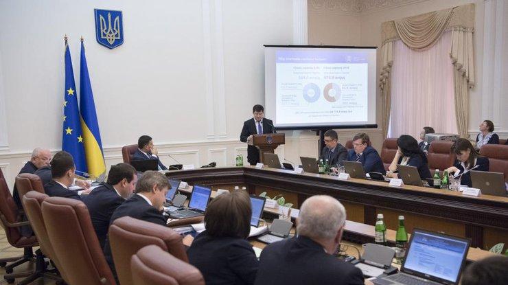 Кабмин одобрил проект налоговой реформы