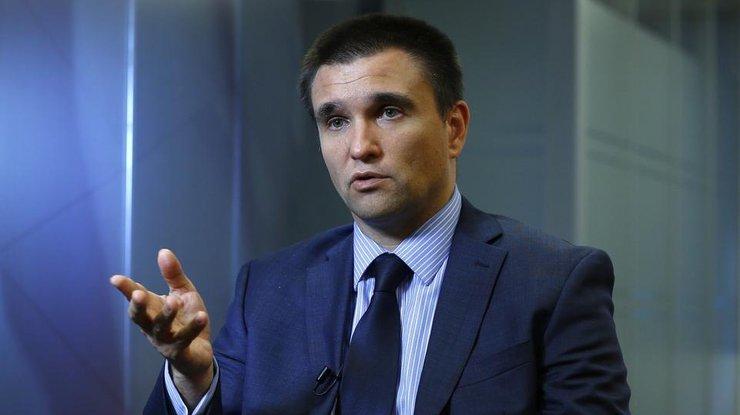 Климкин поведал, как вернуть Донбасс в Украинское государство