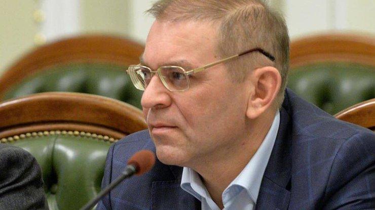 Пашинский подал вотставку