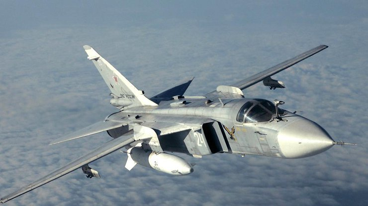 Очередной русский истребитель нарушил воздушное пространство Финляндии
