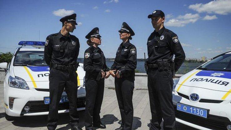 НаЛьвовщине милиция применила оружие для остановки похитителей авто