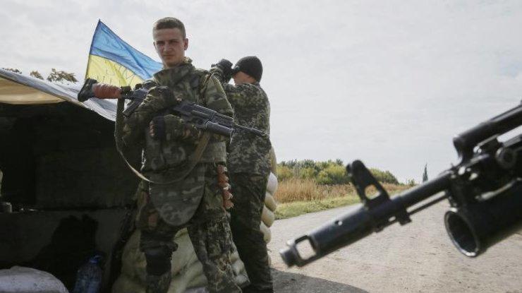 Русские террористы обстреливают изтяжелой артиллерии окраины Попасной