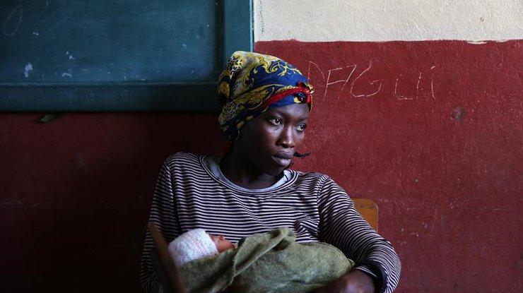 НаГаити погибли 13 человек из-за вспышки холеры, вызванной ураганом «Мэттью»
