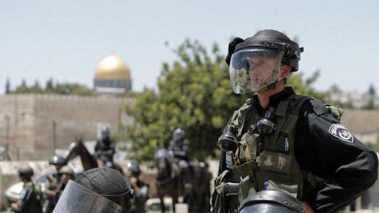 ВИерусалиме в итоге обстрела ранены 4 человека