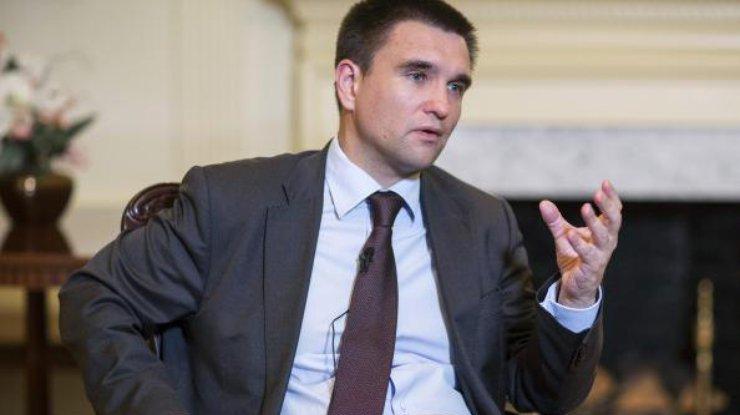 Климкин: миссию ОБСЕ необходимо усилить