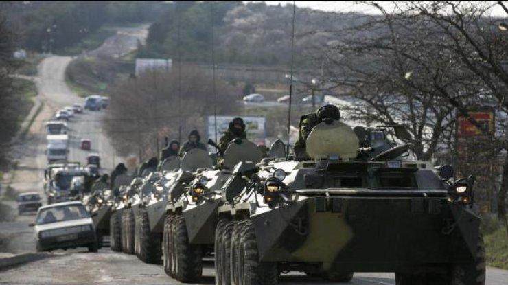 Минобороны РФ объявило о проверке воинских частей Черноморского флота в оккупированном Крыму - Цензор.НЕТ 3919