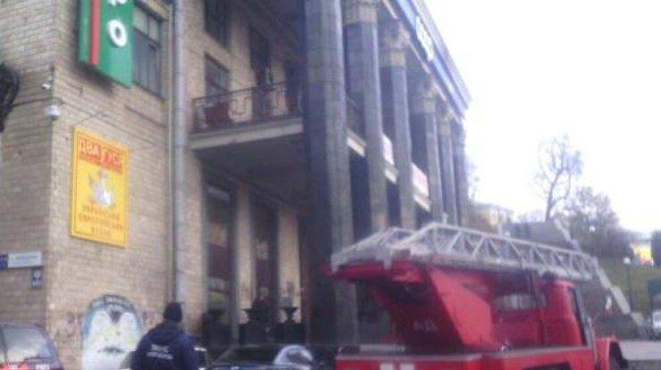 Вднепровской школе впроцессе пожара сгорел педагог