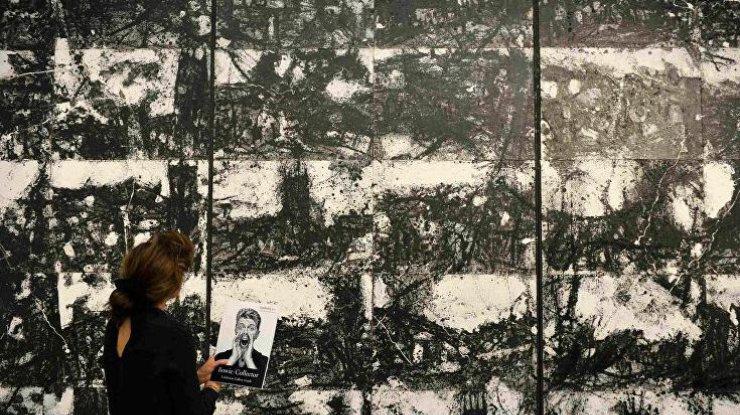 Картины изколлекции Боуи установили рекорды аукционных торгов