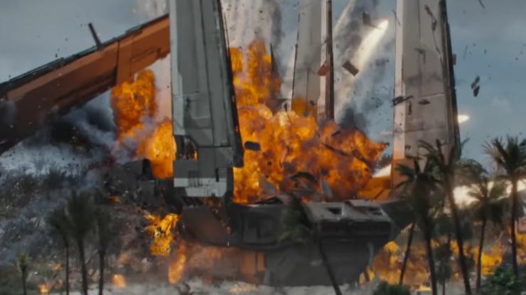 Вышел новый трейлер фильма «Изгой-один: Звездные войны. Истории»