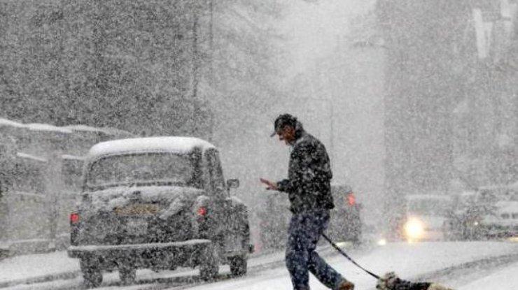 ВКиеве потеплеет до +6 перед необычайным снегопадом— Погода навыходные