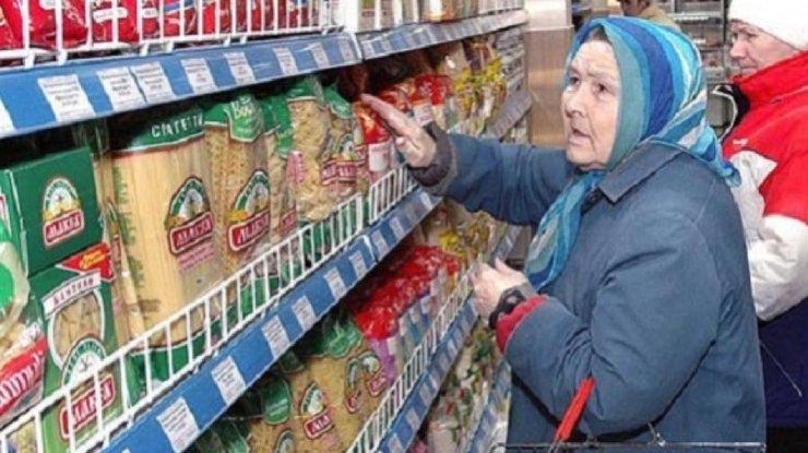 В Киеве подскочили цены на основные продукты