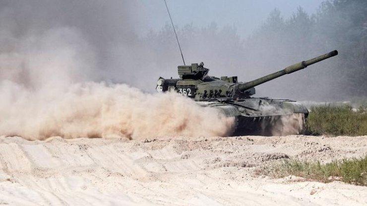 Лысенко: Боевики получили партию отремонтированных вРФ танков и«Гвоздик»