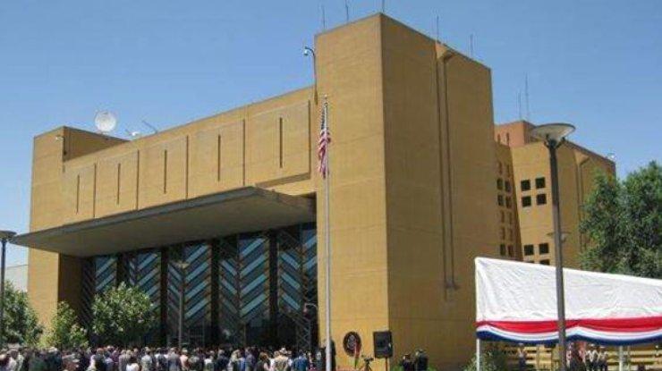США закрыли посольство вАфганистане