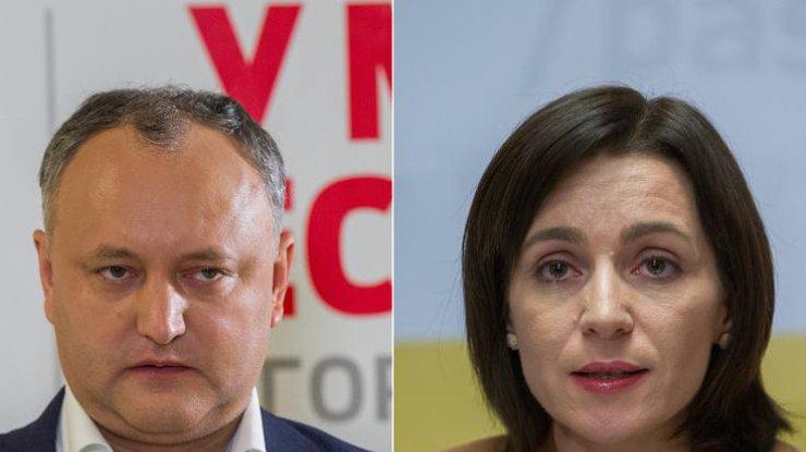 ВМолдавии сегодня проходит 2-ой тур выборов президента страны