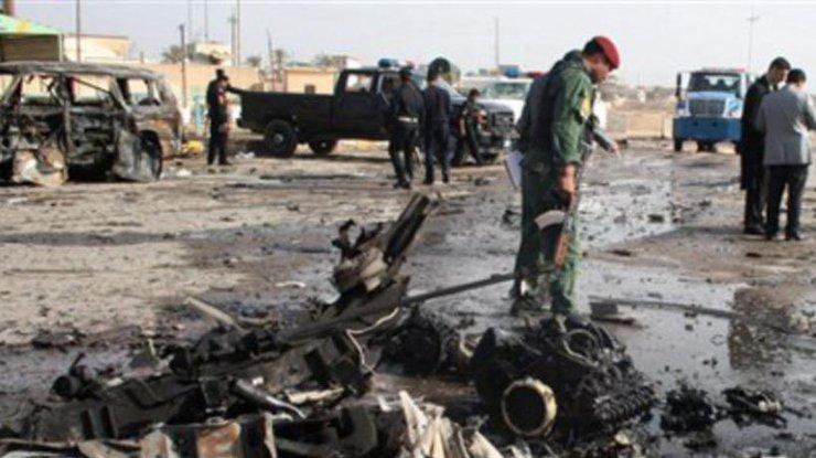 Восемь человек погибли в итоге атаки террориста-смертника близ Багдада