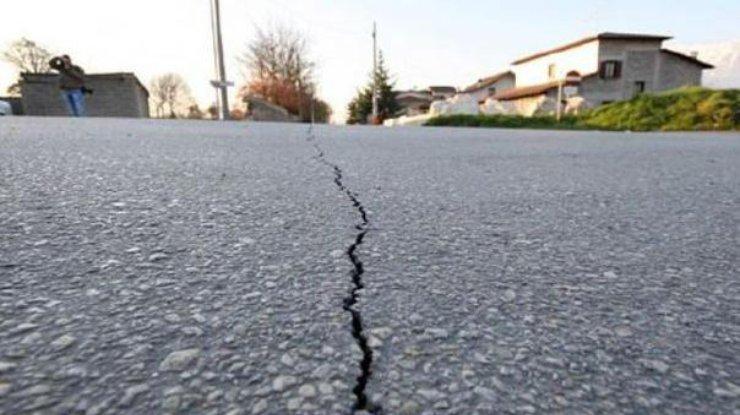 Уберегов свежей Зеландии случилось мощное землетрясение