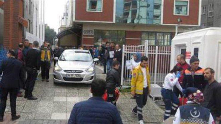 ВСтамбуле произошел взрыв, ранены 4 человека