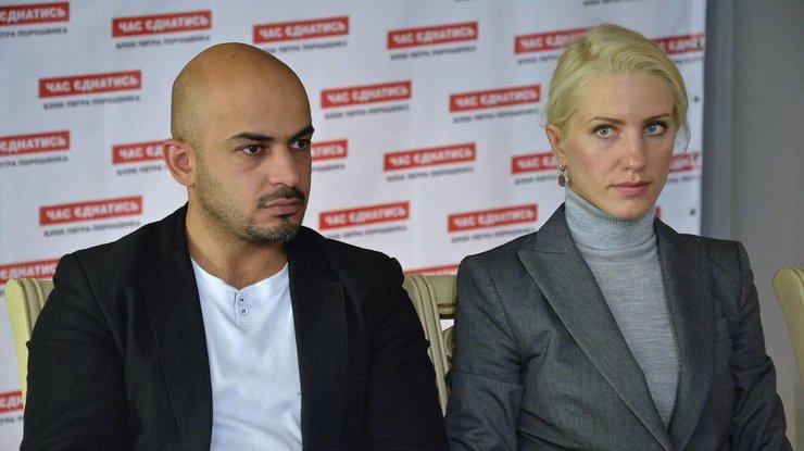 Залищук жаловалась, что ееисключили из интернациональных делегаций