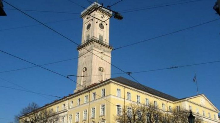 ВоЛьвовском горсовете Генпрокуратура проводит обыски