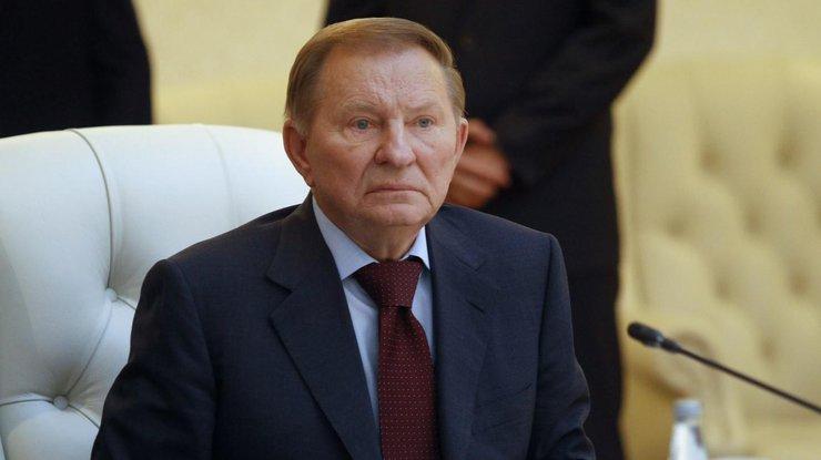 Кучма нехочет участвовать вминских переговорах: всё время прошу, освободите меня