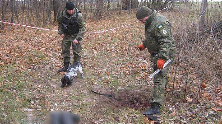 Мужчина подорвал себя гранатой— Черниговская область