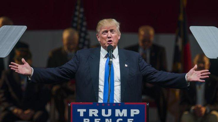 Трамп: Часть стены награнице сМексикой будет просто забором