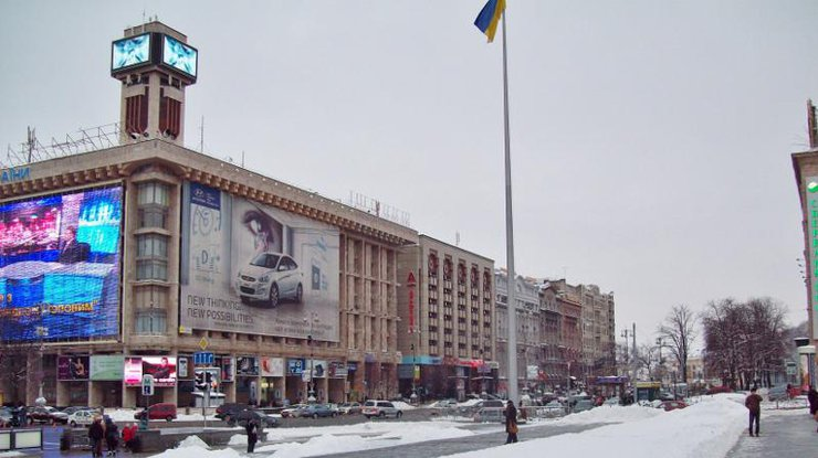 Крищенко: Повышенные меры безопасности вКиеве сохранятся до22ноября