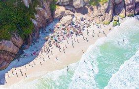 """Лучшие пляжи планеты: фотографии """"с высоты птичьего полета""""  (фото: Gray Malin)"""